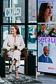 zoey deutch glen powell build series 2018 23