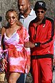 beyonce jay z vacation in italy 04