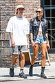 justin bieber hailey baldwin brunch nyc 26