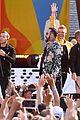 backstreet boys perform their hits on good morning america 10