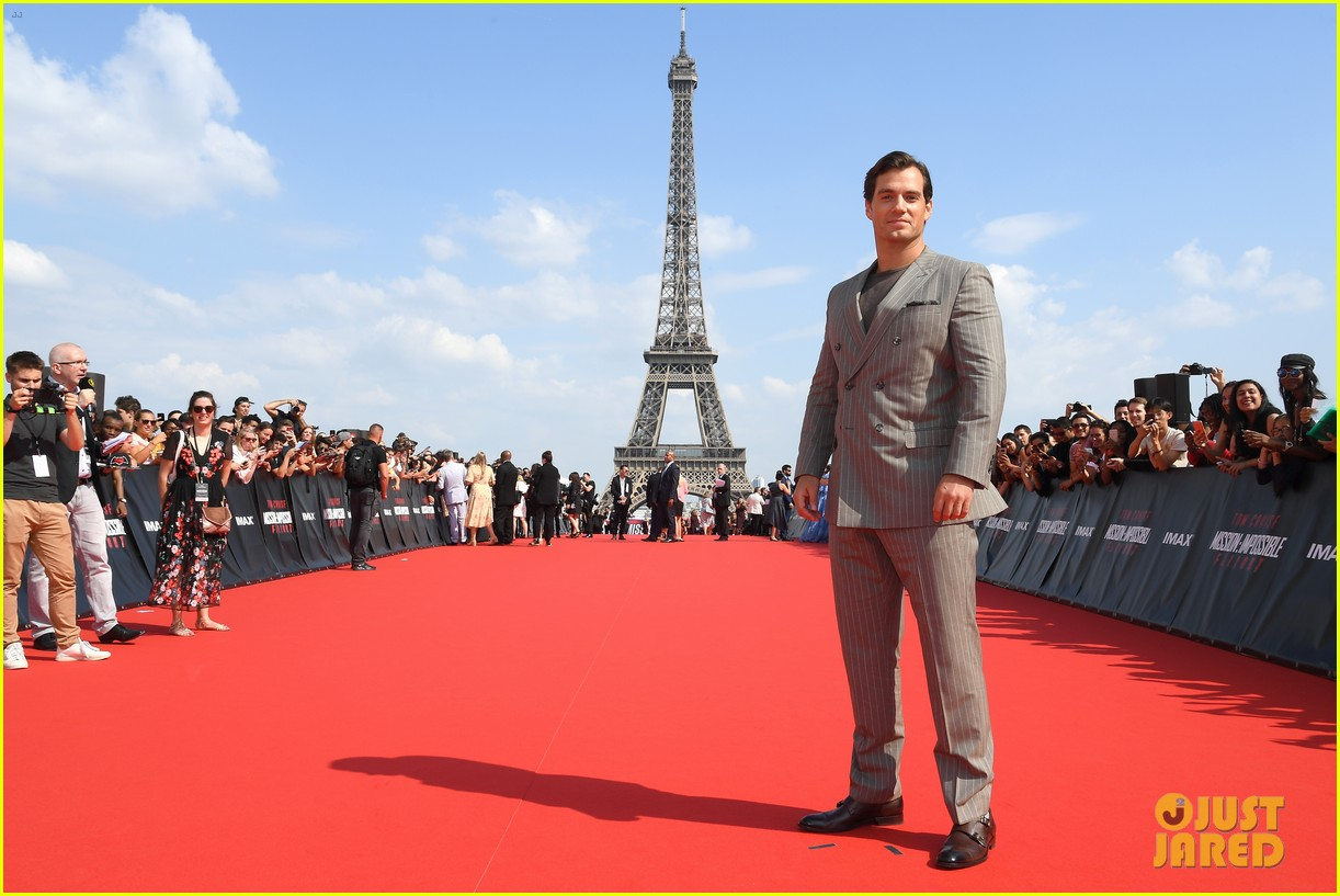 tom cruise henry cavill mission impossible fallout premiere 11