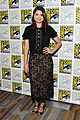 charmed sarah jeffery melonie diaz comic con 05