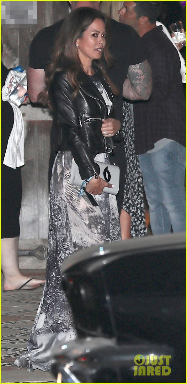 leonardo dicaprio and courteney cox party in malibu during fourth of july week 03