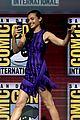 gal gadot chris pine patty jenkins wonder woman 1984 comic con 06