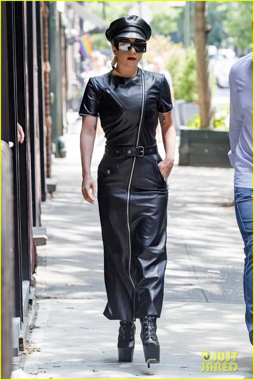 lady gaga leather july 2018 01