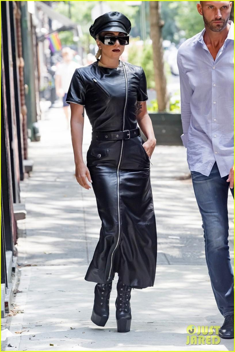 lady gaga leather july 2018 04