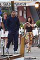 kourtney kardashian boyfriend younes bendjima share romantic night portofino 03