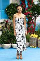 thandie newton supports hubby ol parker with daughters at mamma mia here we go again world 06