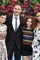thandie newton supports hubby ol parker with daughters at mamma mia here we go again world 10