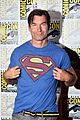 jerry oconnell rebecca romijn comic con death of superman 14