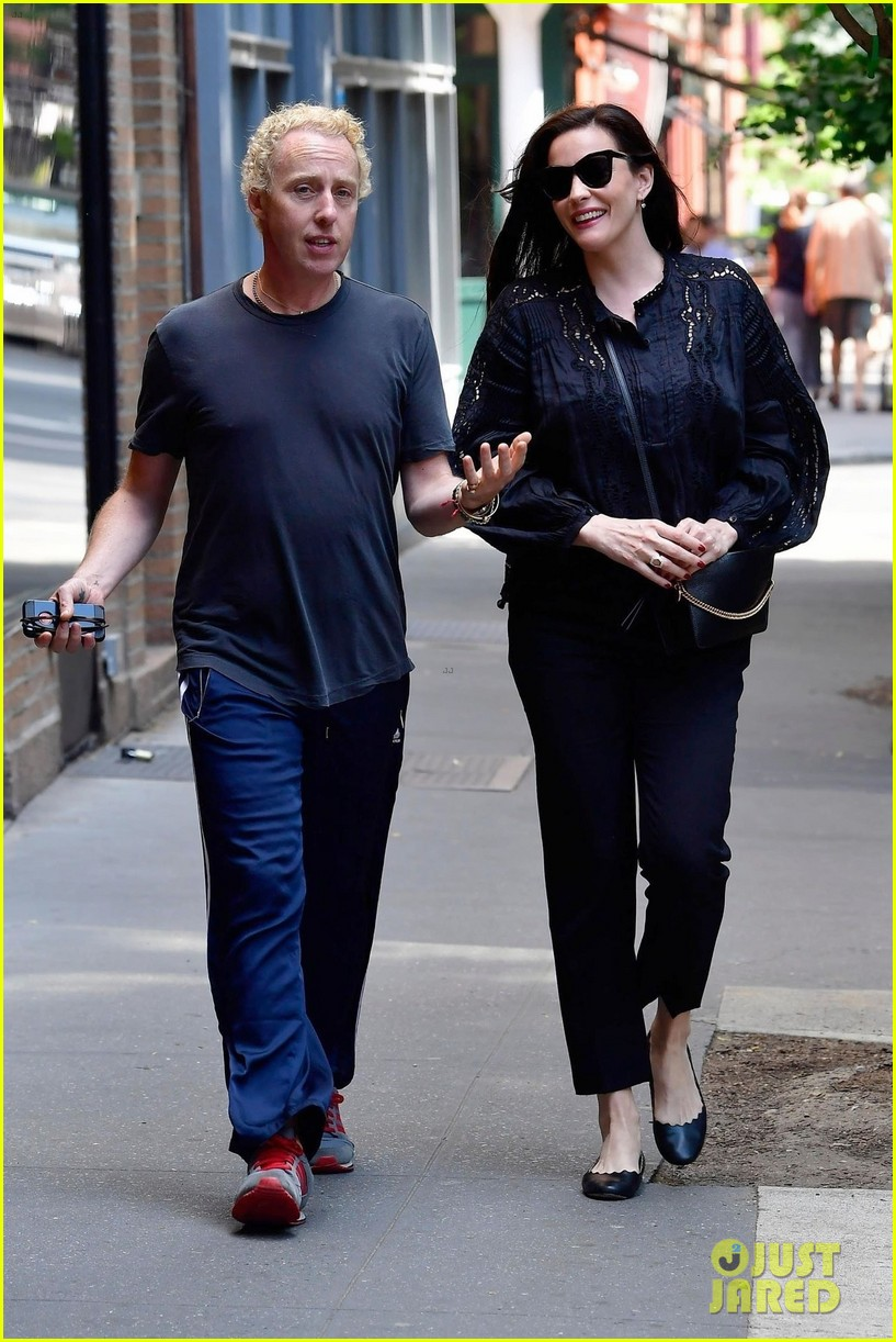 liv tyler promotes harlots season two in nyc 03