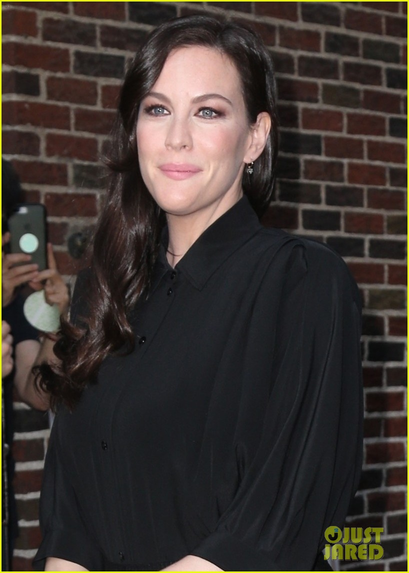 liv tyler promotes harlots season two in nyc 04