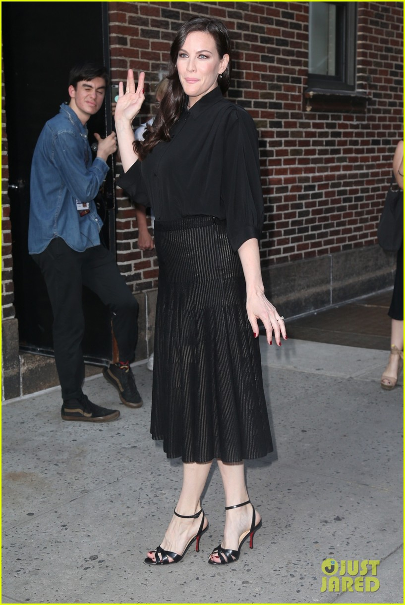 liv tyler promotes harlots season two in nyc 05
