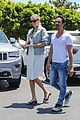 pregnant kate upton is glowing during breakfast run in weho 01