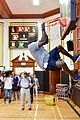 jimmy fallon shaquille oneal play basketball 05