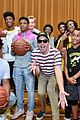 jimmy fallon shaquille oneal play basketball 46