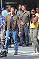 james marsden tika sumpter sonic the hedgehog set 02