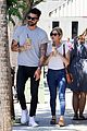 brittany snow has a day date at the farmers market 03