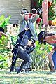 gregg sulkin uses his superpower gloves on runaways set 22