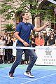 serena williams battle rafael nadal badminton tourtnament 14