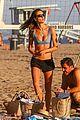 alessandra ambrosio beach bikini september 2018 03