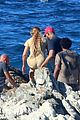 beyonce jay z visit a shipwreck during birthday trip 26