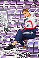 hailey baldwin london adidas falcon event 09