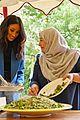 meghan markle prince harry cookbook launch doria ragland 09