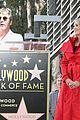 carrie underwood gets support from hubby mike fisher son isaiah at walk of fame 18