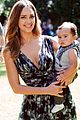 jessica alba hosts the honest companys kids party with baby hayes 02