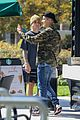 justin bieber brings starbucks along for his hike 50