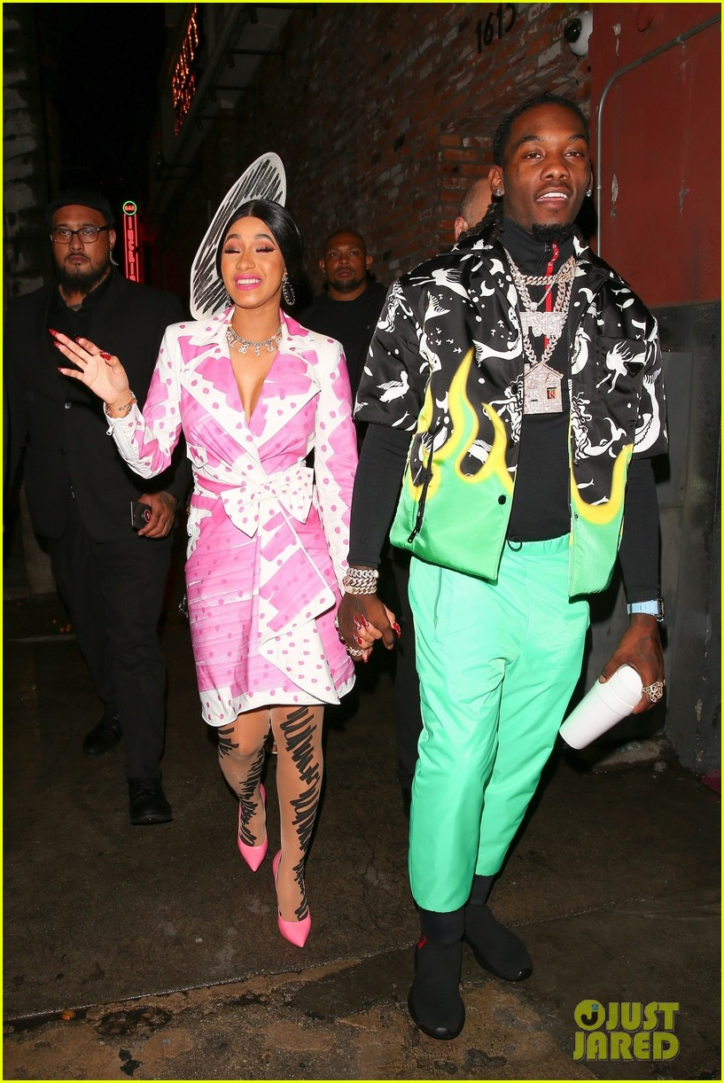 Full Sized Photo Of Cardi B Offset Birthday Party 01 Photo 4164200 Just Jared