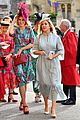 ellie goulding fiance caspar jopling couple up at princess eugenies wedding 03