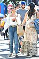 vanessa hudgens dons halloween inspired outfit ahead of farmers market trip05
