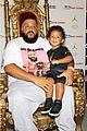 dj khaled baby asahd celebrate jordan holiday collection launch 09