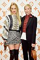 julianne moore justin theroux  sienna miller step out for louis vuitton event in nyc 05
