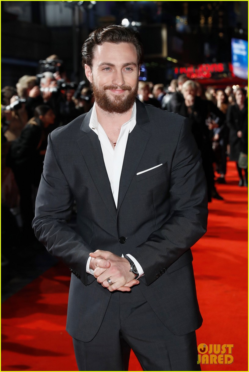 Aaron Taylor-Johnson | Page 8 | the Fashion Spot