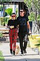 gavin rossdale sophia thomalla step out for lunch 03