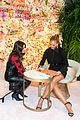 chrissy teigen shows off her revolve collection at nyc pop up10