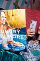 chrissy teigen shows off her revolve collection at nyc pop up14