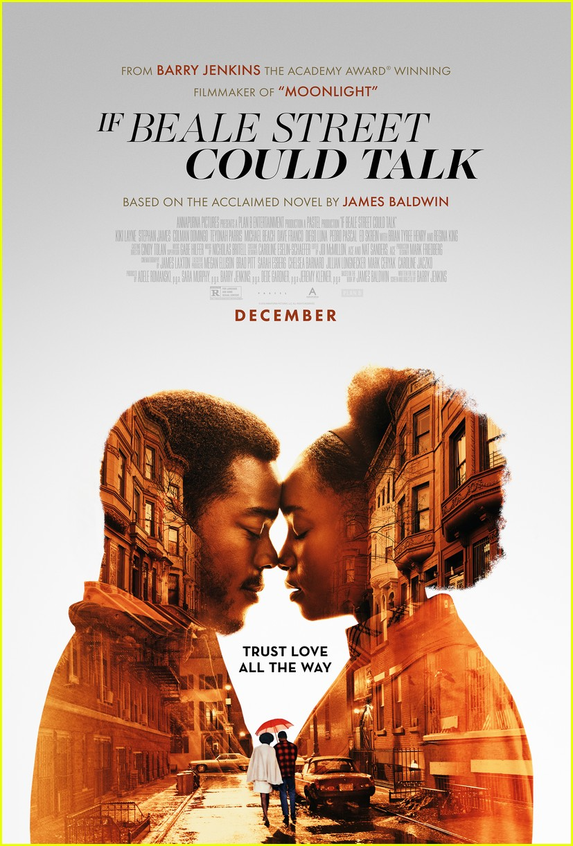 if beale street could talk poster trailer 02