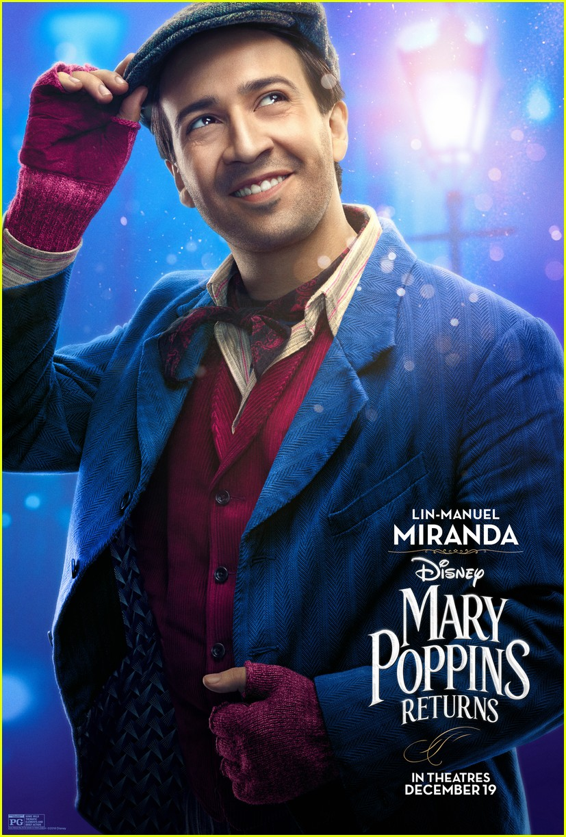 emily blunt mary poppins returns character posters 01