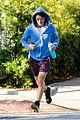 darren criss goes jogging 01
