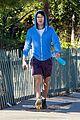 darren criss goes jogging 09