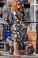 salma hayek tiffany haddish rose byrne start filming limited partners in atlanta 01
