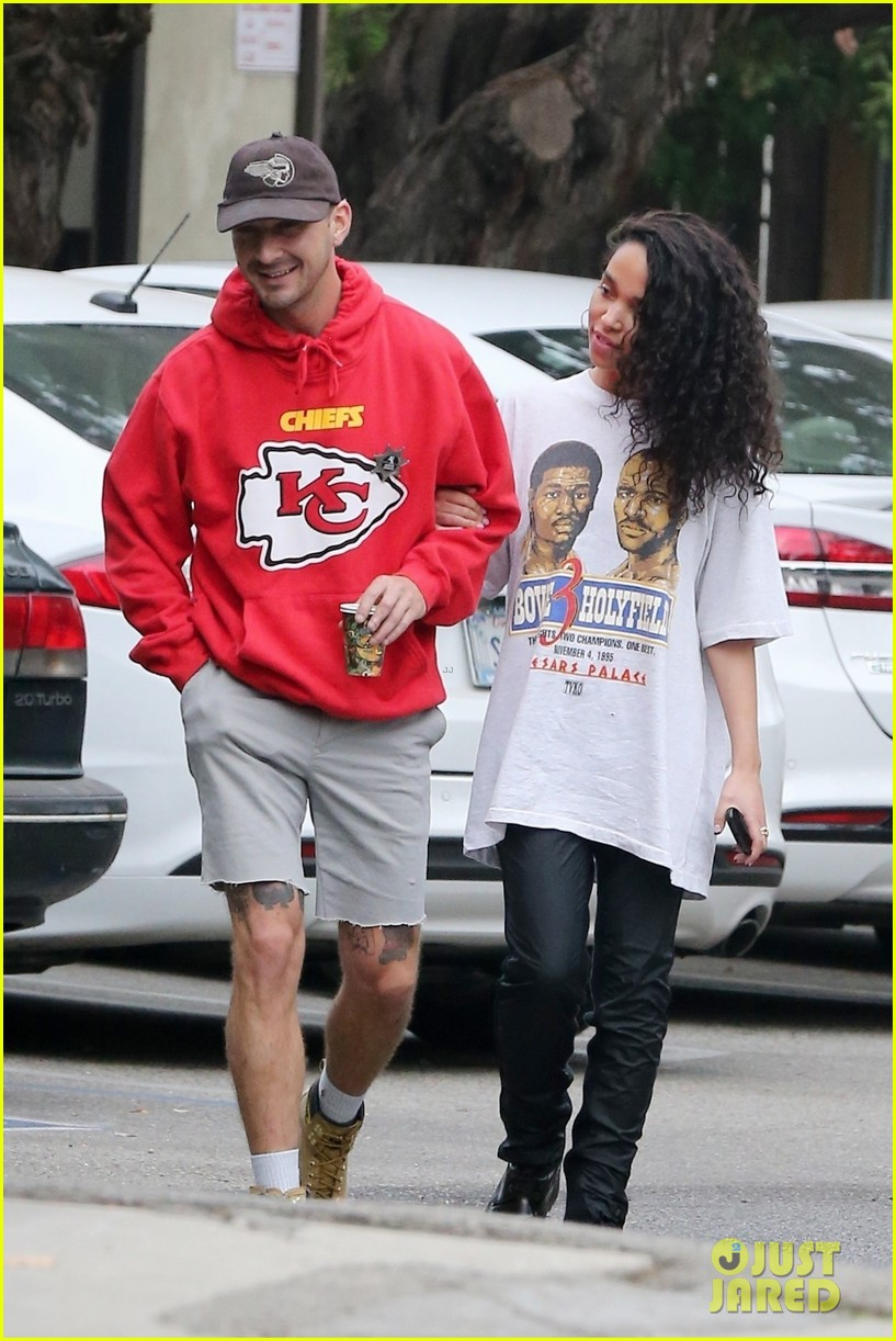 shia labeouf fka twigs low key morning 05