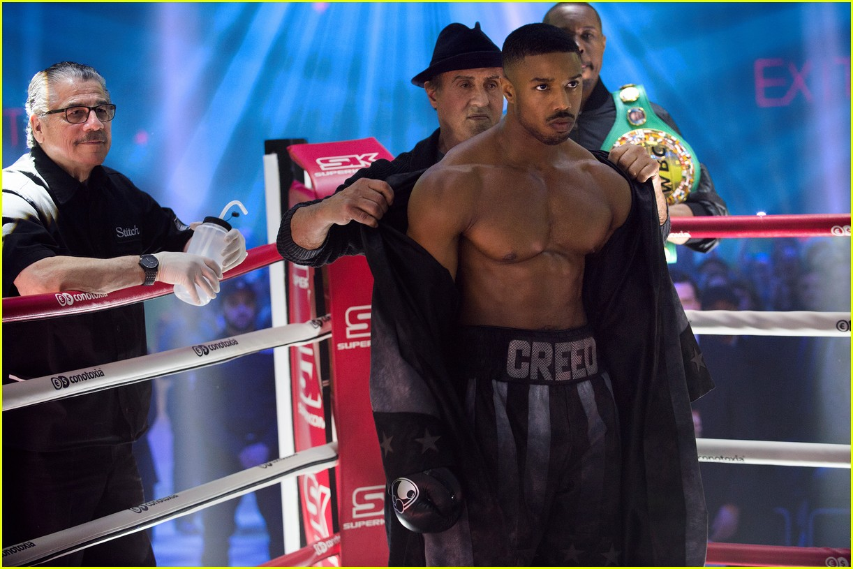 michael b jordan florian munteanu shirtless creed 04