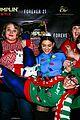 dumplin ugly christmas sweater party 10