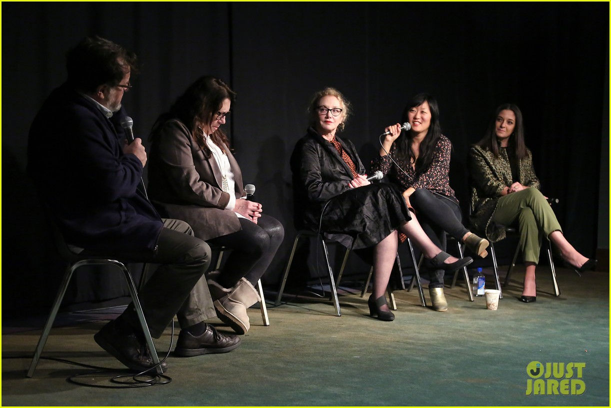 edie falco supports nancy cast at special nyc screening 05
