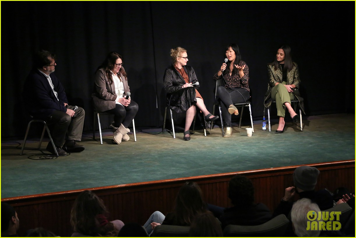 edie falco supports nancy cast at special nyc screening 07